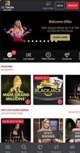 BetMGM Casino App