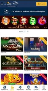BetRivers Casino App
