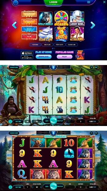 Riversweeps Casino App