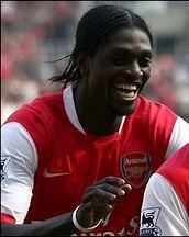 Adebayor - Arsenal