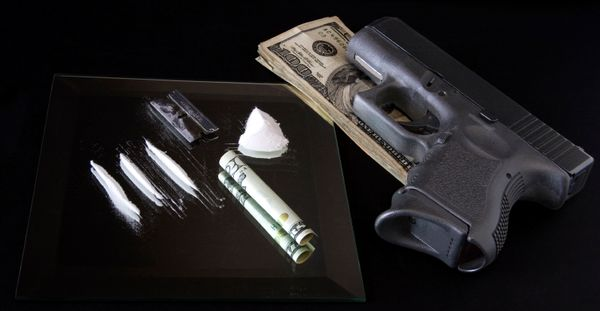 Cocaine, Money and Guns