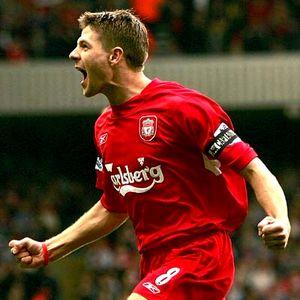 Liverpool 1-1 Everton Gerrard