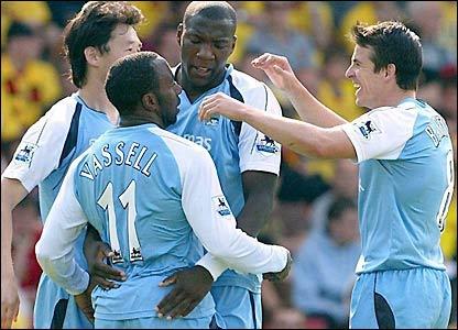 Darius Vassell - Manchester City