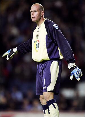 Brad Friedel - Blackburn Rovers and US goalkeeper