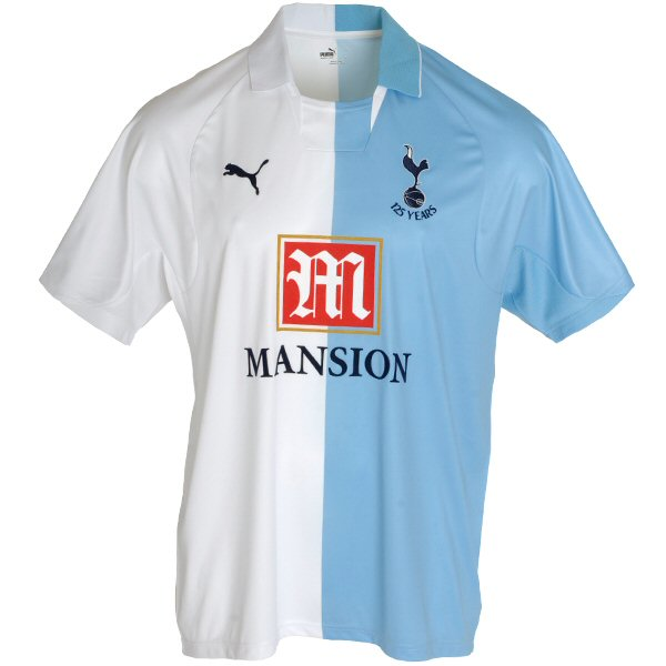 Tottenham 07-08 125th Anniversary Kit