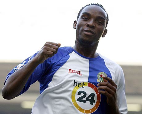 Benni McCarthy - Blackburn Rovers and South Africa