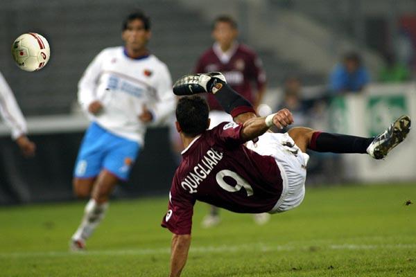 Fabio Quagliarella - scissor kick
