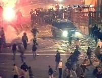 Violence in Catania led to the tragic death of Filippo Raciti in February 2007