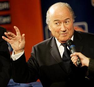 Sepp Blatter - FIFA President