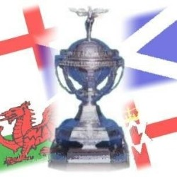 British Home Championship trophy