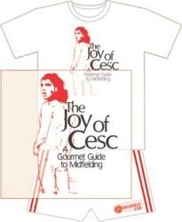 Joy of Cesc