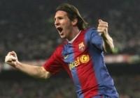 Lionel Messi, age 20