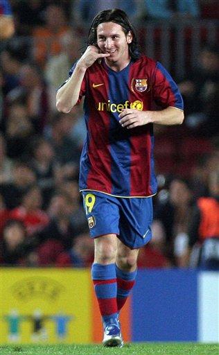 اجمل صور مسي Messi1