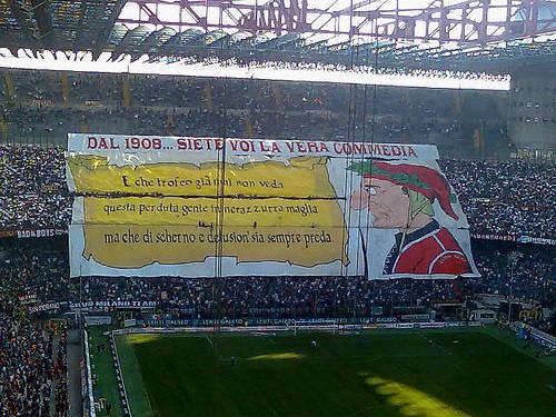 Inter Milan flag