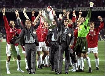 united 1999 treble
