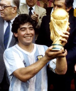Diego Maradona: 1986 World Cup.