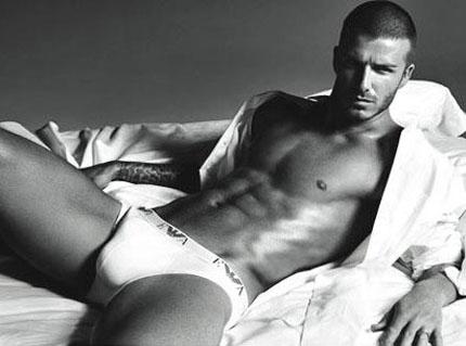 David Beckham - Giorgio Armani ad