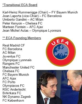 ECA Founding Members