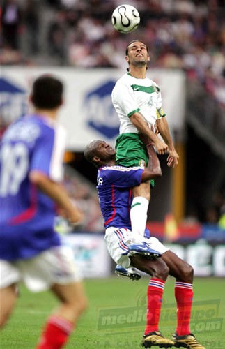 Vieira holds up Marquez