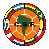CONMEBOL or CSF (Confederación Sudamericana de Fútbol, South American Football Confederation)