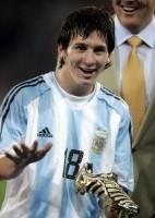 Lionel Messi, La Pulga Atómica