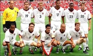 United States national team, World Cup 2002
