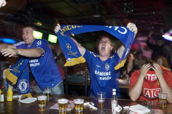 Man Utd v Chelsea 2