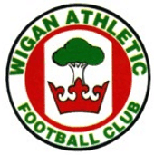 Wigan Athletic Crest - Old