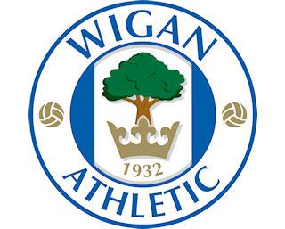 Wigan Athletic Crest - New