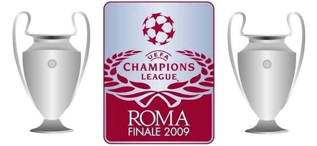 UEFA Champions League - Roma Finale 2009