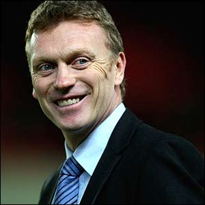Is David Moyes a Champions League manager?