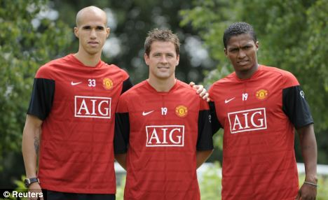 The signings of Obertan, Owen and Valencia in the summer have barely scratched the £80 million we received for Ronaldo