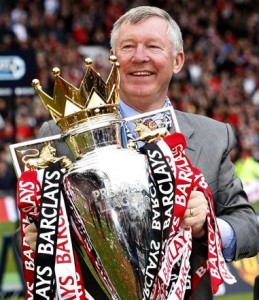 Will Fergie be all smiles come May?