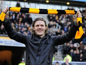 Jimmy Bullard has been linked with Celtic.