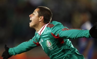 Man United Striker Javier Hernandez will be keen to prove himself after a tough few months.