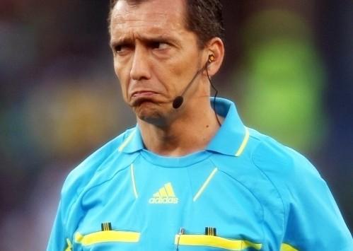 Match official, Jorge Larrionda