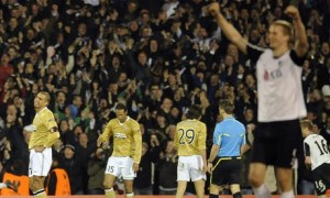 Fulham triumph over Juventus in last season's Europa League
