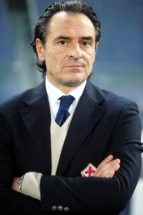 Cesare Prandelli played with Michel Platini at Juventus in the mid 1980s