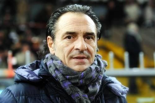 Cesare Prandelli spent the last five years with Fiorentina