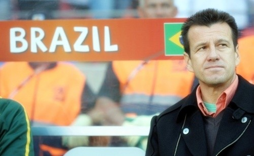 The Brazil coach was critisized throughout his time in charge. He was fired just 40 hours after Brazil were eliminated by Holland