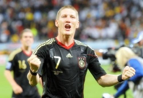 Argentina had no answer for Bastian Schweinsteiger