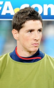 Liverpool man, Fernando Torres, has not shone in South Africa and may start from the bench on Sunday