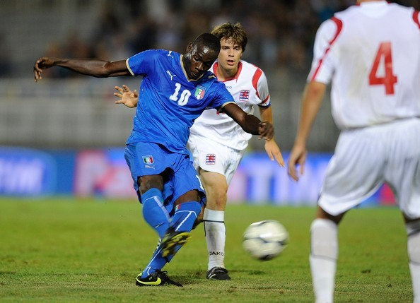 Mario Balotelli could provide an extra dimension upfront for the Azzurri