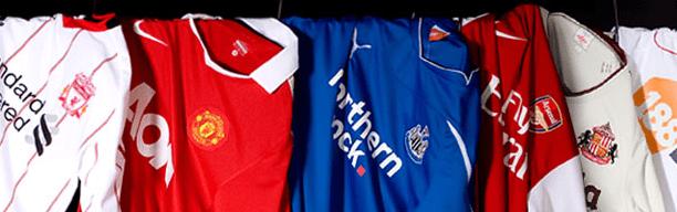 Premier League Kits 10/11