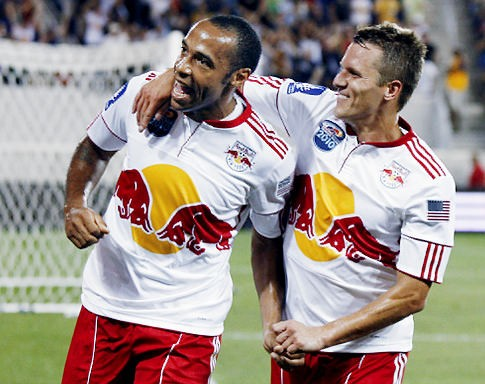 Sorry MLS fans - Thierry Henry did not play in the All Stars