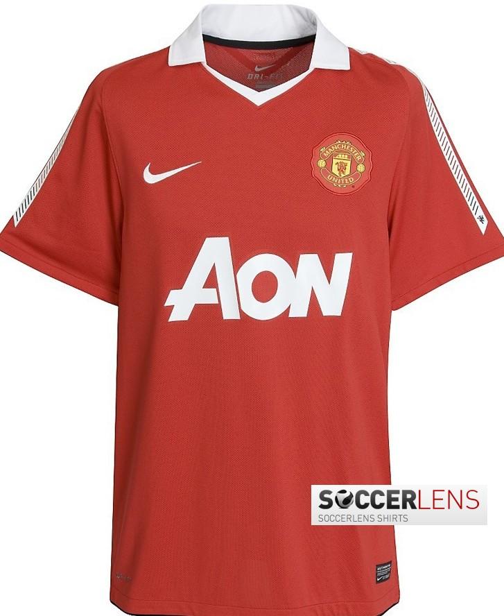 Manchester United Home Kit Nike