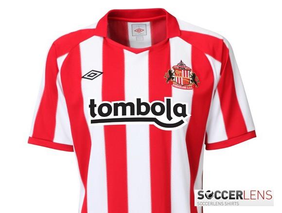 Sunderland Home Kit 2010-2011 Umbro