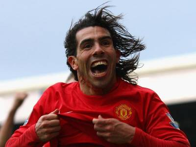 Carlos Tevez left United in the summer of 2009