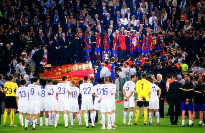 2009 Champions League Final: Barcelona vs Manchester United