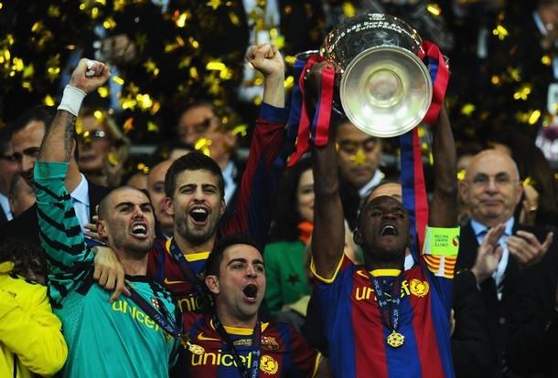 Eric Abidal 3 - Ballon d'Or winners if Messi and Ronaldo didn't exist